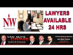 Van Nuys Criminal Attorneys - Criminal Lawyers: https://www.youtube.com/watch?v=yUrguI7WuA0