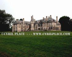 Dark Shadows Collinwood Carey Mansion Newport Rhode by cyrilplace