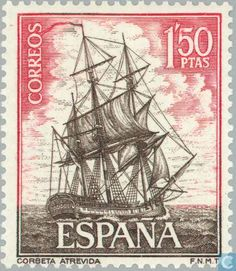 Spain [ESP] - Ships 1964