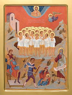 Holy Innocents of Bethlehem,  Starting at: $3.00.  Order here: http://catalog.obitel-minsk.com/ #CatalogOfGoodDeeds #CatalogOfStElisabethConvent #icon #iconography #orthodoxicon #orthodoxiconography #paintedicon #iconsinoklads #mountedicons #buyicon #ordericon #handpainted #lacqueredicon #iconpainters #iconographers #icon #case #handmade #wooden #churchgoods #churchitems  #sanctuaryitems