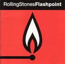 Paint It Black - The Rolling Stones (Live from the album Flashpoint) [Rock] Rolling Stones Album Covers, Rolling Stones Albums, Los Rolling Stones, Pink Floyd, The Roling Stones, Flashpoint, El Rock And Roll, Music Album Covers, Music Albums