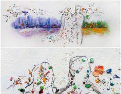 Environmental art (With images) | Land art, Nature art ... |Unusual Environmental Art Project