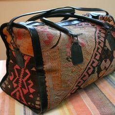 My Kilim Bag :)