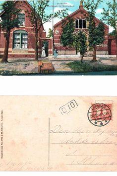 Czaar Peterhuisje, 1916
