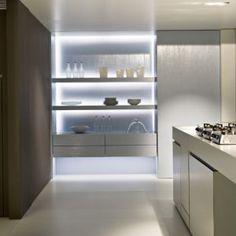 Led verlichting Keuken ontwerp