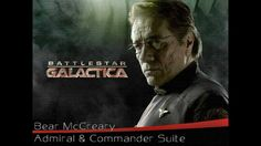 Bear McCreary - Admiral & Commander SUITE This is no new material but consists of the tunes: - Admiral & Commander (BG-Season - Reunite The Fleet (BG-Seas.