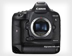 The First Leaked Photos of the Canon 1D X Mark II