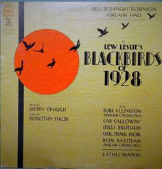 Lew Leslie's Blackbirds Of 1928  Released For the by DorenesXXOO