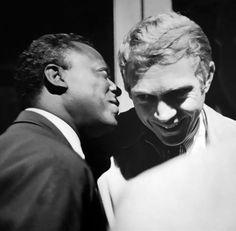 Jazz Corner Miles Davis & Steve McQueen
