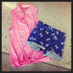 Cute outfit for summer ♥