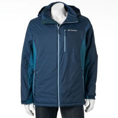 Columbia Snow Shooter Hooded Jacket - Men $119.99