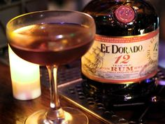 Putting Theory Into Practice: El Dorado Lessons: Martin Cate talks El Dorado & all things Demerara. Bombo?! Rum Manhattan? Yes please!