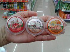 Thai Coconut Lip Balm Organic Virgin Oil Natural Care Moisturizer Beauty 10g.   #LLeneLipCare