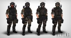 colonial marines armor - Yahoo Image Search Results