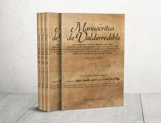 "Libro ""Manuscritos de Valderredible"".  Julián Berzosa Guerrero."