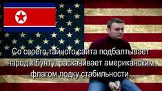 Сюжет о Навальном. Телевидение КНДР