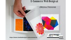 Every brand is unique and such are its customers. For modern e-Commerce being consistent throughout is very important in order to convert users into customers. At iMedia Designs we provide you a complete solution to e-Commerce needs keeping user experience at core. For more info visit us at- https://www.imediadesigns.ca/ecommerce/