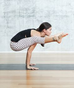 9 Beginner to Expert Yoga Moves from Green Monkey Yoga Studio