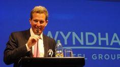 """CEO de Wyndham: """"La fidelidad nunca fue tan importante como ahora"""""""