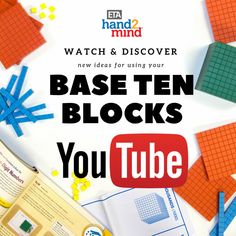 Go beyond the basic base ten blocks and add these accessories to your place value activities.  These extensions add variety to your printables, anchor charts, interactive notebooks, and worksheets.  Help your kindergarten, first grade, and 2nd grade class learn their decimals, addition, and subtraction facts with these fun activities and games.  They're no prep and ready to use for all your math talks and math groups.