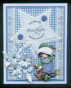 (EK) Kerstsnoesje!!