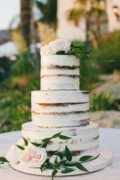 Featured Photographer: onelove photography; Wedding cake idea.