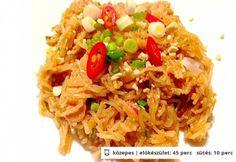 Csirke Pad Thai