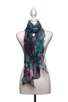 Dressing Your Truth - Type 2 Watercolor Scarf