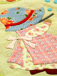 Sunbonnet Sue, I like this one.