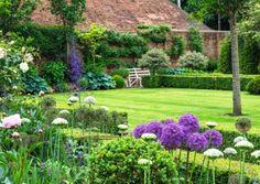 The Tithe Barn, winner of the 2013 Britain's Best Gardener's Garden competition