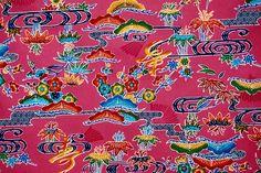Japanese Cotton, Japanese Kimono, Vintage Japanese, Kimono Fabric, Tone It Up, Cool Fabric, Okinawa, Vintage Fabrics, Printed Cotton