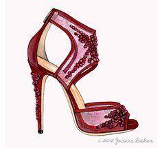 Joanna Baker : Illustration