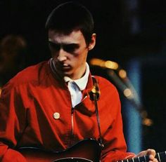 Happy Birthday Paul Weller, The Changing man born on this day in 1958 !