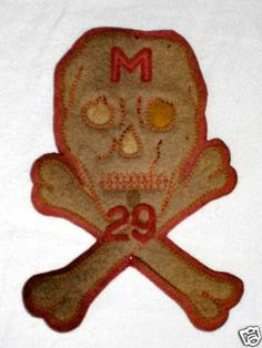 Vintage Skull Patch- this is cool. just thought i'd add :)