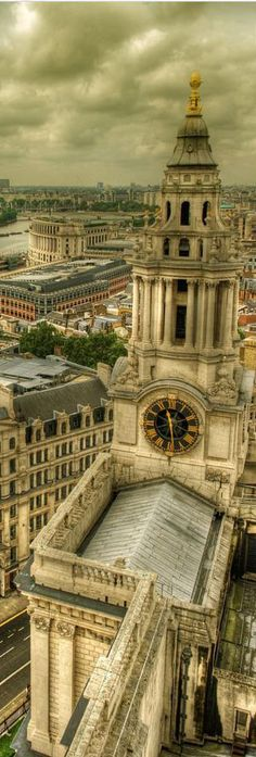 St. Paul's Cathedral - London   England