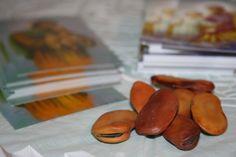 St. Joseph Altar - lucky beans
