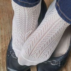 Frilly Socks, Lace Socks, Pantyhose Fashion, Fashion Tights, Fishnet Socks, Argyle Socks, Comfy Socks, Clogs, Mens Tights