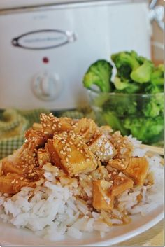 Slow CookerTeriyaki