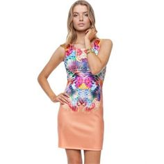 Indikah - Candy Floral Dress from Little Sale Birdy