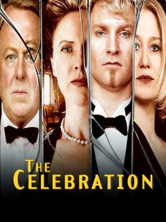 Festen / The Celebration, winner of Cannes Film Festival in 1998. Directed by Danish director Thomas Vinterberg. Click for Instant Video and review of another film by Thomas Vinterberg, the superb Jagten / The Hunt (2012).