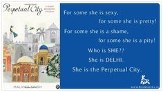 The book deeply reflects on what changed the once glorious and spacious Delhi into the congested, cluttered, polluted and ill-administered city of today. #bookreview