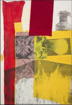 Robert Rauschenberg, 'Scattergram,' 1979, Galerie Diane de Polignac