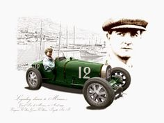 Williams Grover - GP Monaco 1929