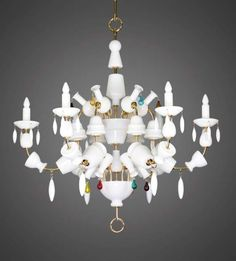 99 Eye-Catching Chandeliers