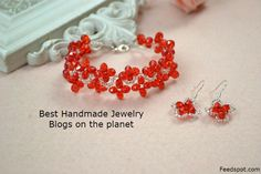 Feedspot Blog Reader - Top 50 Handmade Jewelry Websites & Blogs for Handmade Jewelry Designers http://ift.tt/2tShqC7  Congrats Winners!! WireJewelry CSLdesigns Beads Direct Jewelry Making Journal Beads Magic Patterns beadsnfashion.com Caravan Beads Beading Arts Macrame School Trang Sức Handmade SaiSharan Creations USA The O'Neil Sisters Rubeads Designer Jewelry Marielbeadsandbeyond DIY Jewelry Making Red Ted Art Goody Beads Craftaholique I-Beads Claysphere Keepsake Crafts - Sandy Huntress…