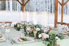 Glassware is one of the key items that can set the tone for your special event. The entire table setting is important, but glasses in particular tend to stand out and easily noticed by the guests