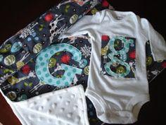 The Howard Family: Homemade Baby Stuff!!!