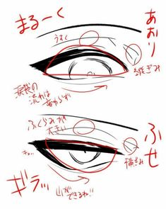 Digital Art Tutorial, Digital Painting Tutorials, Drawing Base, Drawing Tips, Deep Drawing, Eye Drawing Tutorials, Realistic Eye Drawing, Drawing Techniques, Anime Poses Reference