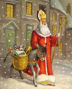 Father Christmas, Christmas 2019, Christmas And New Year, Vintage Christmas, Christmas Holidays, Christmas Crafts, Christmas Decorations, Illustration Noel, Christmas Illustration