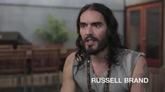 Russell Brand - The only thing that matters to any of us is Love